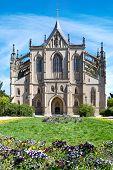 St. Barbora Church, Kutna Hora (unesco), Czech Republic