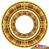 Ancient Dacian Thracian Romanian Jewelry Decoration