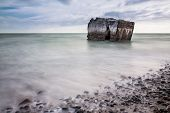 Bunker On The Baltic Sea