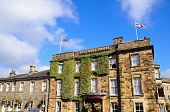 The Old Hall Hotel, Buxton.