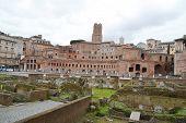Trajan's Market, Rome.