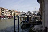 Rialto Bridge and the Grand Canal, Venice