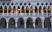 Doge's Palace, Architectural Detail, Venice