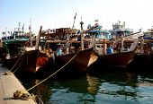 Dhow/Boat