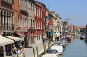 Island Of Murano, promenade