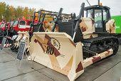 Bulldozer B11-7000E1N of Chelyabinsk Tractor Plant