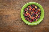 foto of elderberry  - superfruit berry mix  - JPG