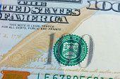 foto of american money  - money  - JPG