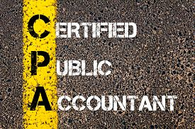 image of cpa  - Yellow paint line on the road against asphalt background - JPG