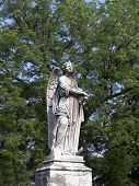 Angel Monument poster