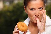 Donut Temptation