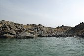 Coast In Musandam