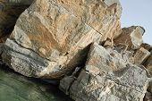Rocks In Musandam