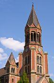 Turm der Kreuzeskirche