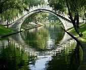 Moon Gate Purple Bamboo Park, Beijing, China