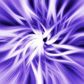 Abstract Purple Vortex Background