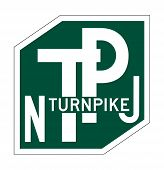 New Jersey Turnpike Sign