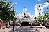 La iglesia española en la Costa Del Sol