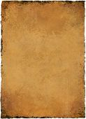 Antique Parchment Paper