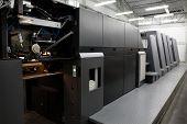 Casa de impressão moderna