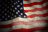 foto of preamble  - United States Declaration of Independence - JPG