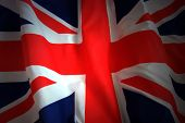 British Flag background