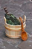 sauna items