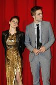 BERLIN, GERMANY - NOV 16: KRISTEN STEWART, ROBERT PATTINSON at The Twilight Saga: Breaking Dawn - Pa