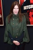 NEW YORK-NOV 18: Pamela Martin attends the premiere of