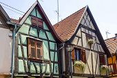 Chatenois (alsace) - Houses