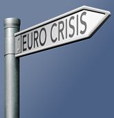 euro crisis recession and devaluation of European currency