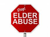 Parar no sinal de Elder Abuse