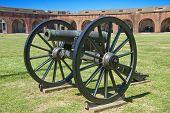 Fort Pulaski Field Howitzer