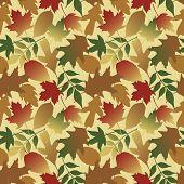 Autumn Leaves Gradient