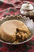 stock photo of halwa  - halava dessert - JPG