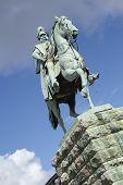 Cologne - Equestrian Statue Of Wilhelm I.