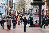 Compras de Birmingham