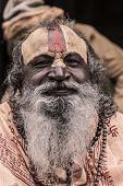 Sadhu - Holy Man