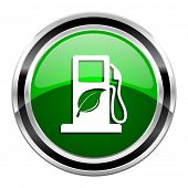 picture of biodiesel  - biofuel icon  - JPG