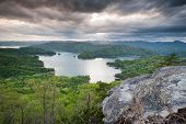 Lake Jocassee Upcountry South Carolina Landscape Scenic