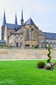 Former Benedictine monastery in Bamberg, Germany