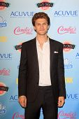 LOS ANGELES - AUG 11:  Keegan Allen in the 2013 Teen Choice Awards Press Room at the Gibson Ampithea