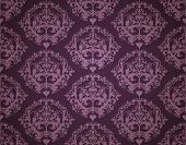 Seamless Wallpaper Pattern (dark)