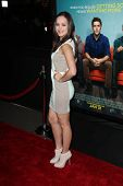 LOS ANGELES - JAN 27:  Hayley Orrantia at the
