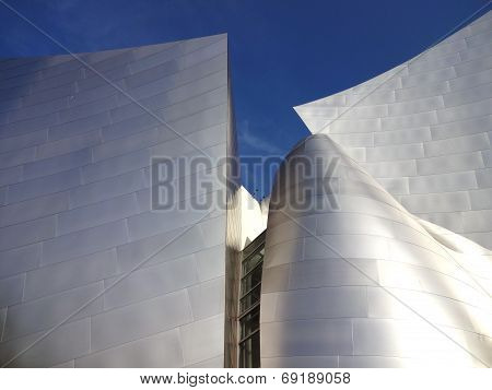 Beautiful Walt Disney Concert Hall