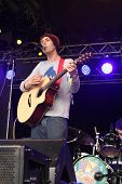 Saturday Sun perform live at Somersault 2014