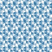 Abstract geometric seamless background. Can be used in textiles, for book design, website background