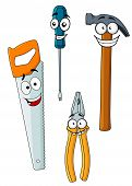 Happy and joyful work tools