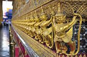 The Garuda At Wat Phra Kaew