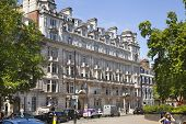 LONDON, UK - JUNE 3, 2014: Regent street junction